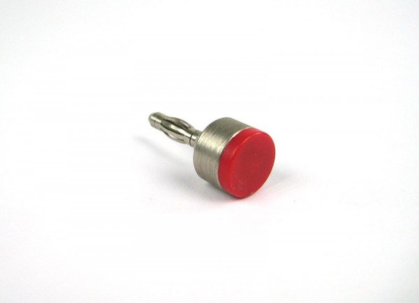 Rundmagnet auf Stecker, D=13 mm