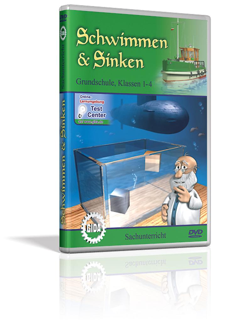 DVD - Schwimmen & Sinken | DVD´s MedienNaturwissenschaften in ...