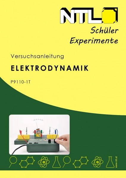 Versuchsanleitung Elektrodynamik