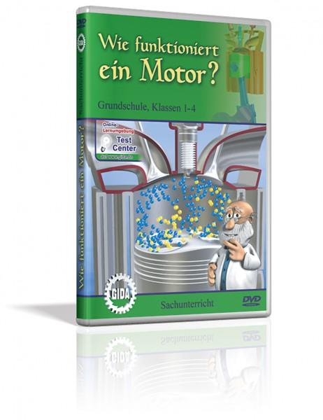 DVD - Wie funktioniert ein Motor?