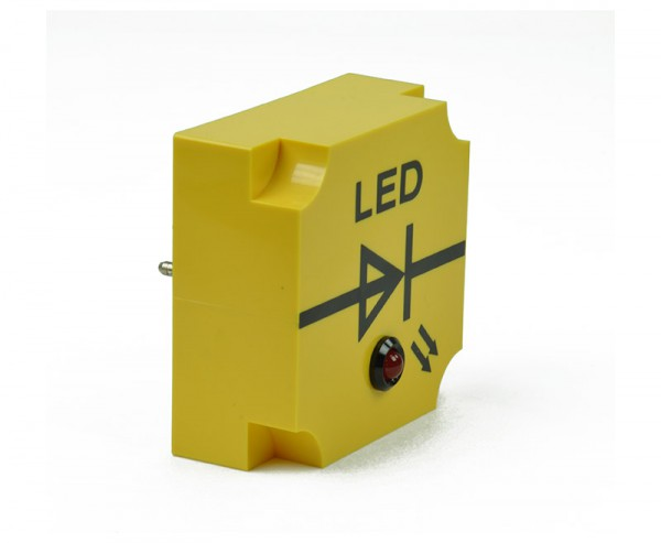 STBD LED rot, D=8 mm
