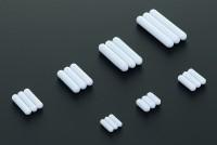 Magnetrührstäbchen, zylindrisch