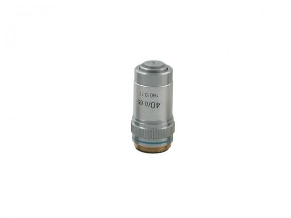 Objektiv 40x, N.A. 0,65 mit Präparateschutz