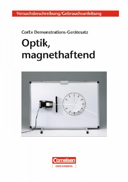 """Versuchsanleitung """"Optik, magnethaftend"""""""