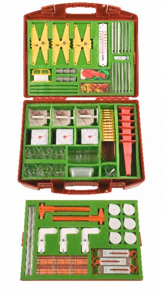 """Experimentierbox """"Messen: Temperaturen, Gewichte, Längen"""""""