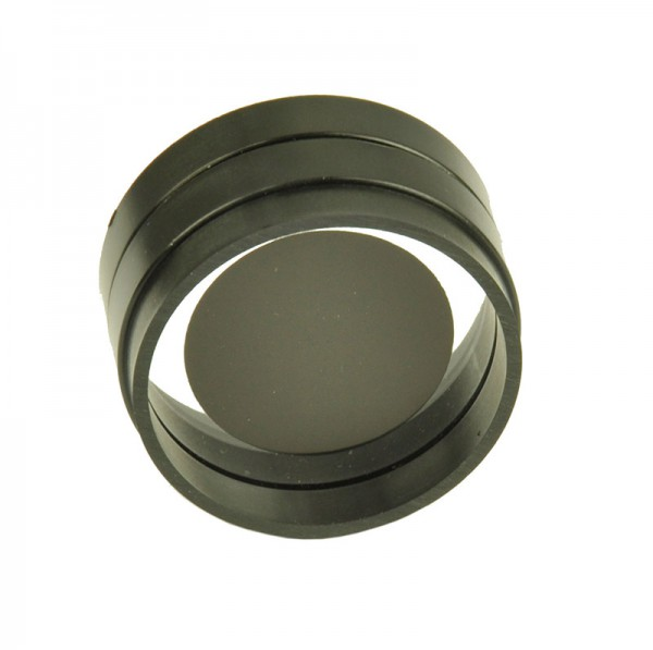 Kreisscheibe in Fassung, D=34 mm