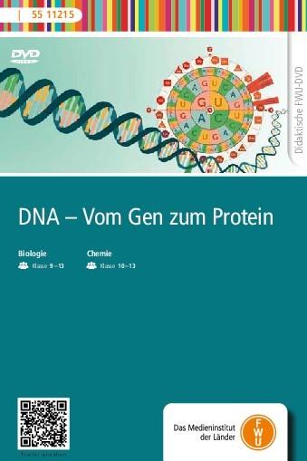 DVD - DNA vom Gen zum Protein
