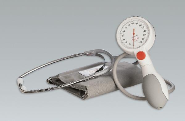 Blutdruckmesser, manuell
