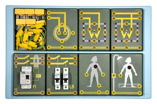 """Elektrik - Set 9, sicherheit """"inno"""""""