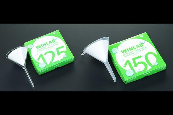 WINLAB - Trichter - Filter - Set 90