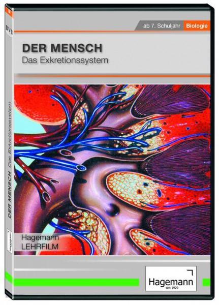 DVD - Der Mensch: Das Exkretionssystem