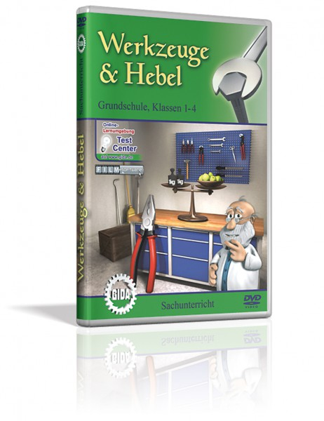 DVD - Werkzeuge & Hebel
