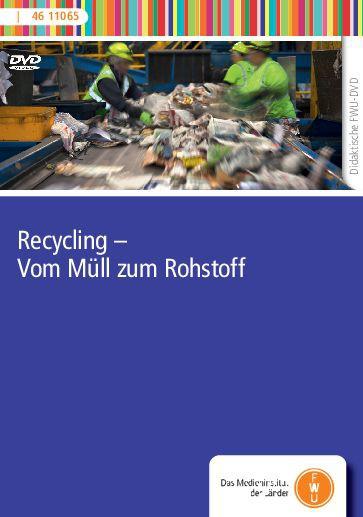 DVD - Recycling - vom Müll zum Rohstoff