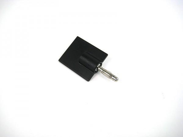 Blende mit Stecker, L=25 mm