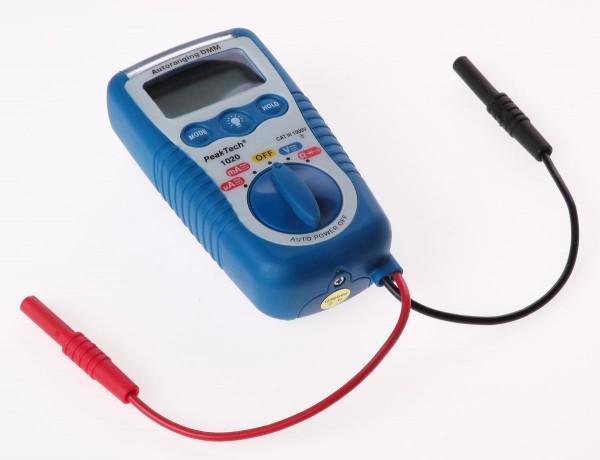 Digital Multimeter mit Überlastschutz