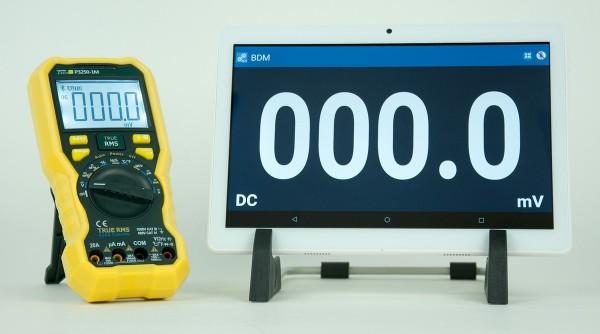Demo - Kombi - Messgerät (Demo Multimeter)