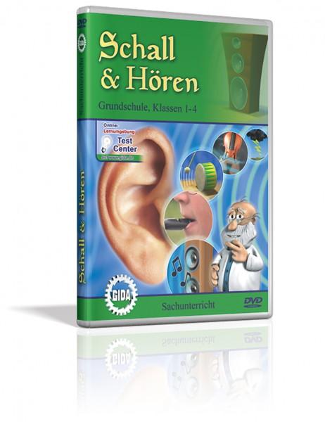 Schall & Hören - DVD