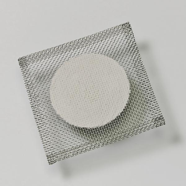 Wärmeschutz-Drahtnetz, 150/150 mm, mit Keramikfaser