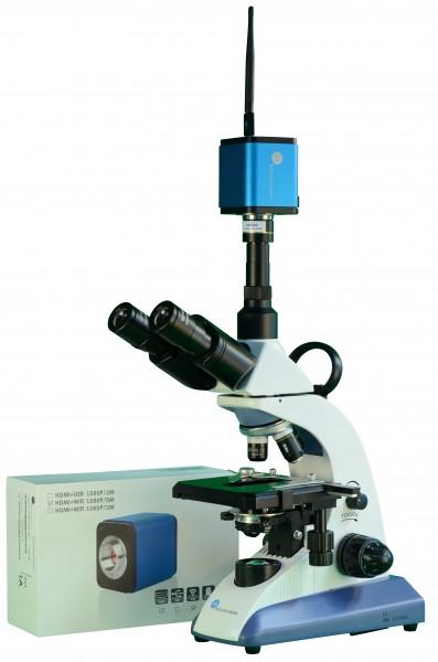Okular Einsteck Kamera