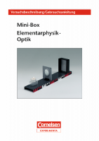 """Versuchsanleitung """"Mini-Box Optik"""""""