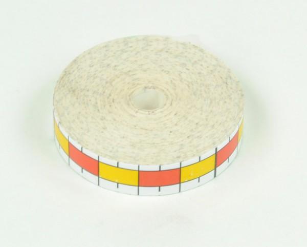 Maßband, transparent, B=10 mm