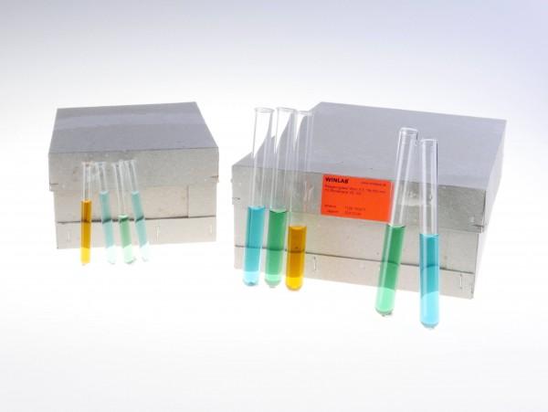 Reagenzgläser aus Borosilikatglas