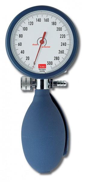 Blutdruck - Messgerät, 2-Schlauchmodell mit Klettmanschette für Erwachsene