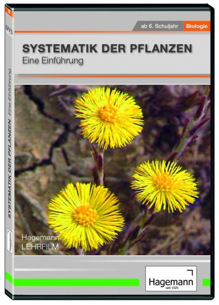 DVD - Systematik der Pflanzen