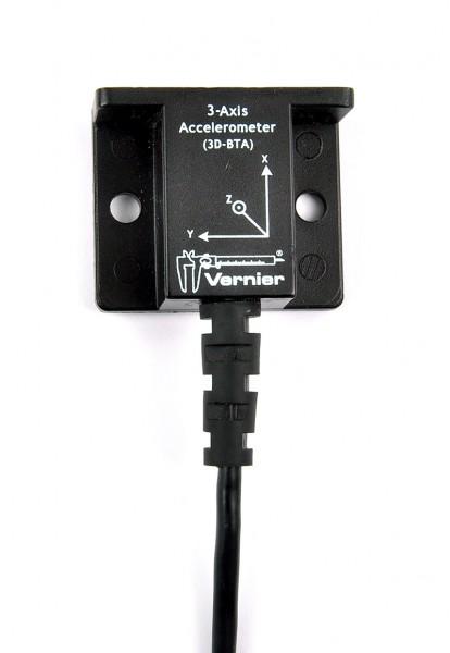 Sensor Beschleunigung3-Achsen, ±5 g