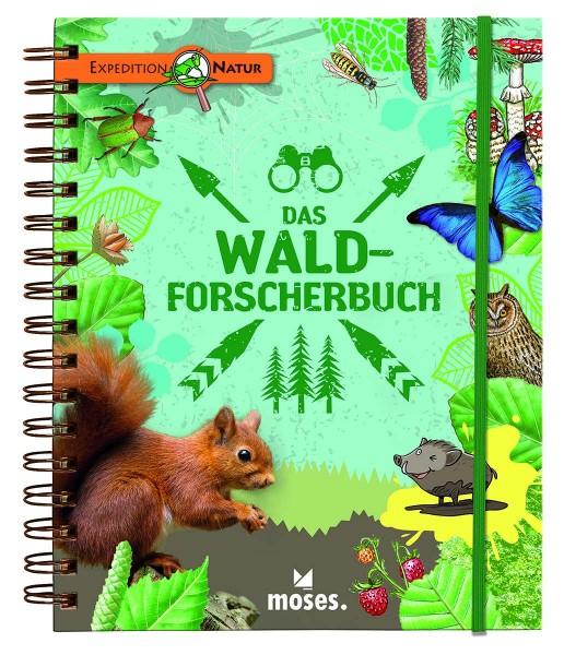 Das Wald Forscherbuch