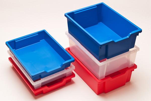 Transparenter Deckel für Stapelbox