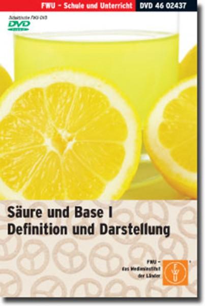DVD - Säure und Base I - Definition und Darstellung