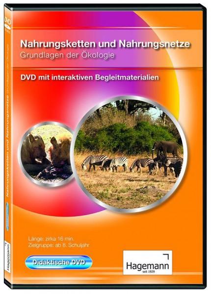 Didaktische DVD - Nahrungsketten