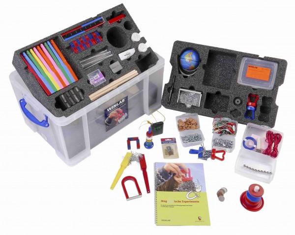 WINLAB Experimentierbox Magnetische Experimente