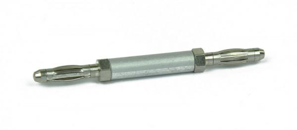 Alustab mit Stecker, L=30 mm, D=6 mm