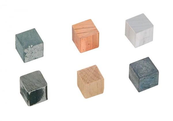 Kubik-Zentimeter-Würfel, Satz