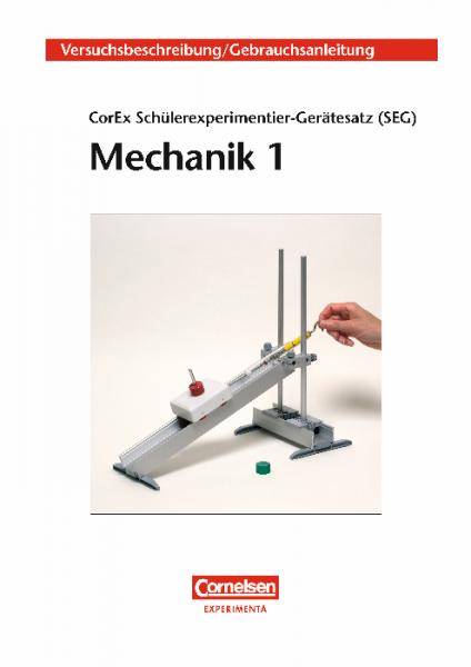"""Versuchsanleitung """"SEG Mechanik 1"""""""