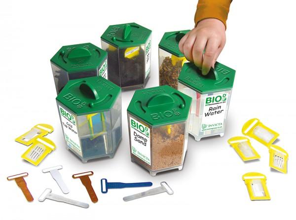 Nachfüllpackung zum Umwelt - Lernset zur biologischen Abbaubarkeit