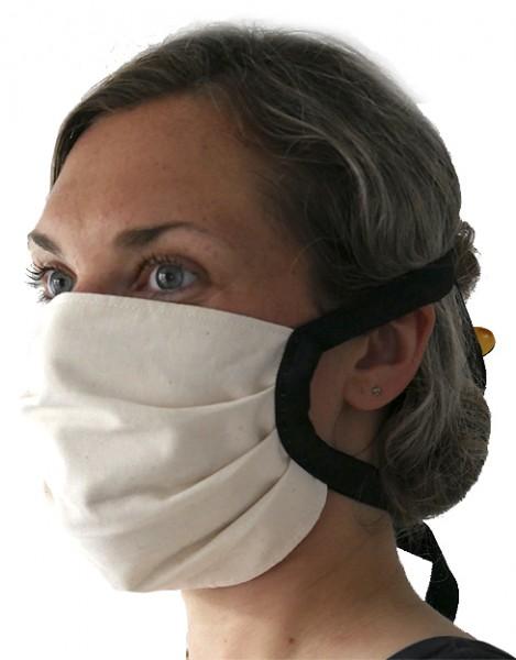 Gesichtschutzmaske aus Stoff