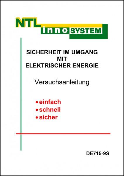 """Versuchsanleitung """"FI-System"""", Heft SW"""