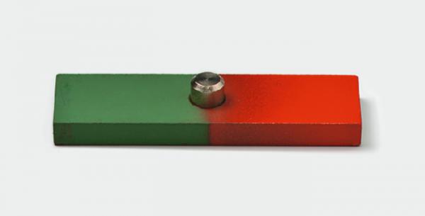 Planspiegel, magnethaftend, L=200 mm