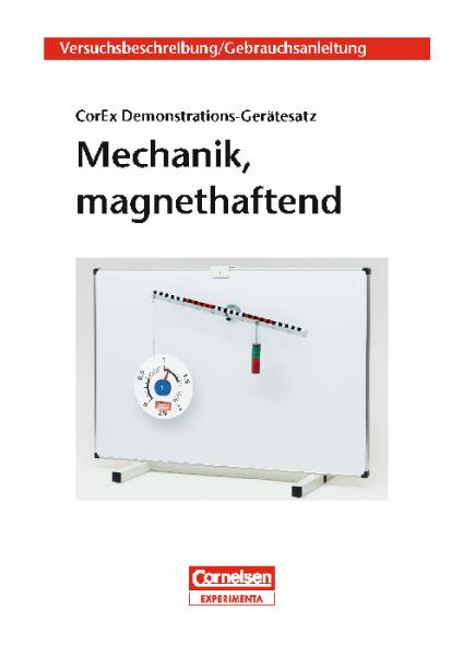 """Versuchsanleitung """"Mechanik, magnethaftend"""""""