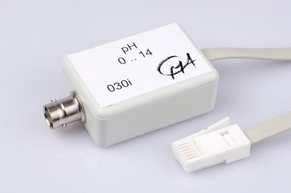 pH - Elektrodenverstärker (pH-Sonde erforderlich)