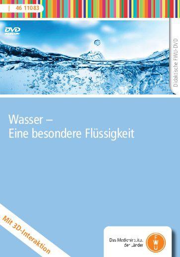 DVD - Wasser eine besondere Flüssigkeit