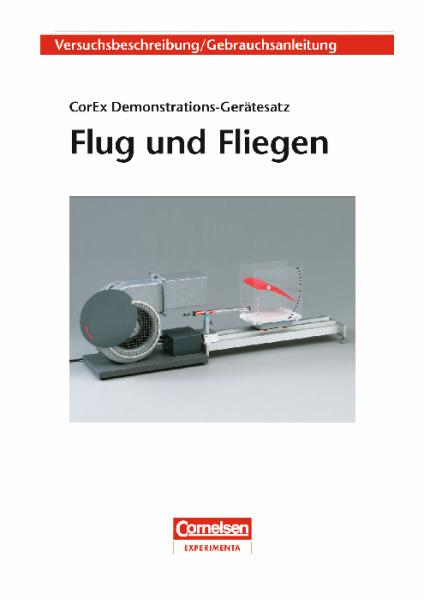 """Versuchsanleitung """"Flug und Fliegen"""""""