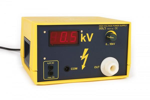 """Hochspannungsgerät 10 kV mit Digitalanzeige """"demo"""""""