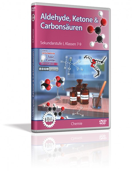 DVD - Aldehyde, Ketone & Carbonsäuren