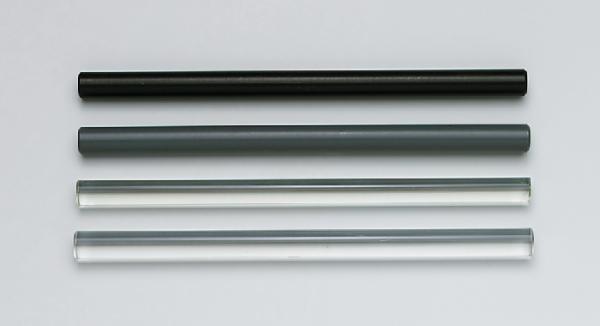 Reibungsstab, Acrylglas