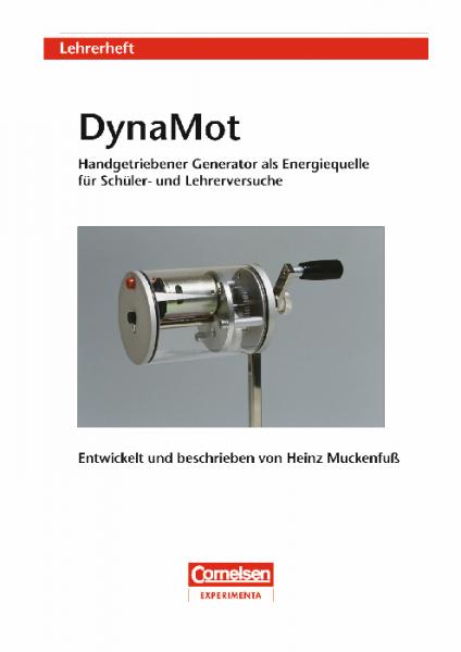 """Lehrerheft """"DynaMot"""""""
