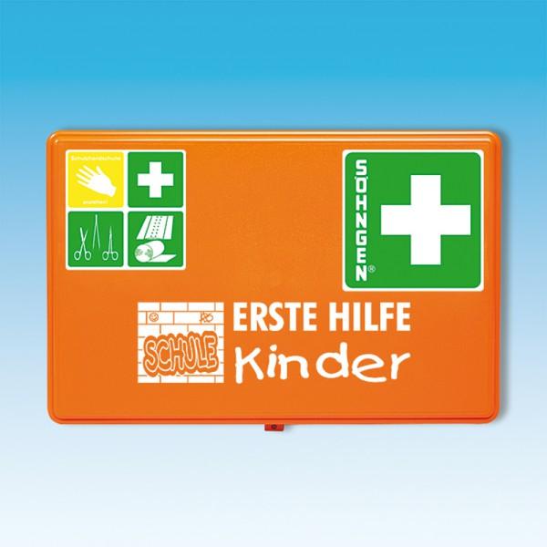 Erste - Hilfe - Verbandskasten 'Schule'
